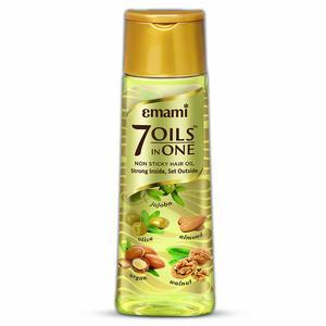 Emami Hair Oil 7 In 1 Shea Butter 200ml