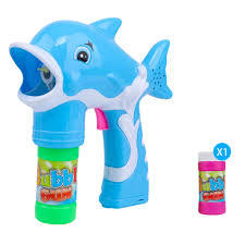 Bubble Dolphin Toy 1pc