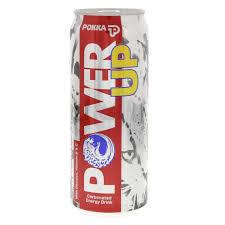 Energy Drink Power Up 325Ml X Pokka 3x623g