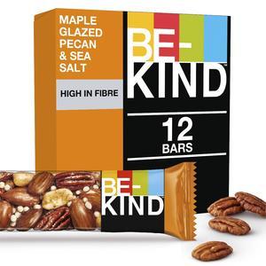 Be-Kind Maple Glazed Pecan & Sea Salt Protein Bar 12x40g