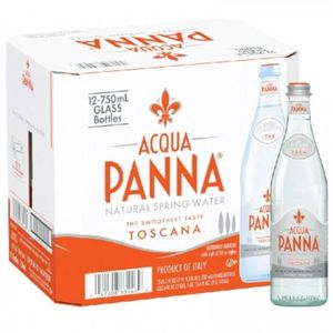 Acqua Panna Mineral Water 12x750ml