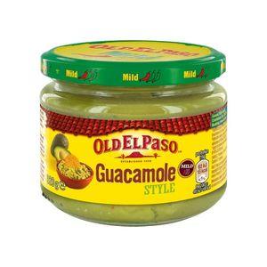 Old El Paso Guacamole Dip (Mild) 320g