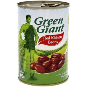 Green Giant Canned Red Kidney Beans 420g