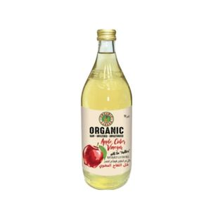 Organic Larder Apple Cider Vinegar 1l