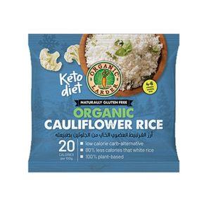 Organic Larder Cauliflower Rice 300g
