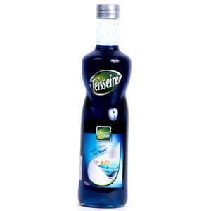 Teisseire La Blue Syrup 700ml