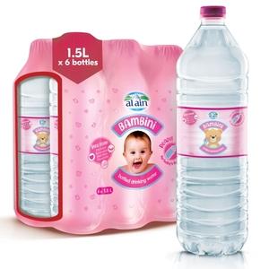 Al Ain Bambini Water 6x1.5L