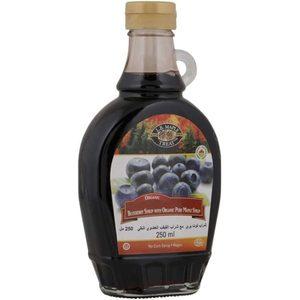 LB Maple Organic Blueberry Syrup 250ml