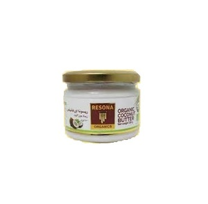Resona Organic Coconut Butter 250g