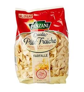 Panzani Farfalle Fresh Pasta 400g