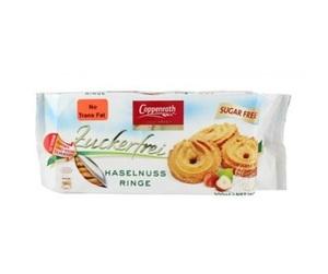 Sugarfree Hazelnut Cookies 200g