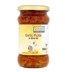 Garlic Pickle In Olive Oil 300g