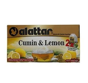Al Attar Tea Cumin & Lemon 20x1.5g