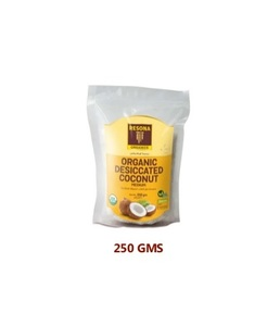 Resona Organic Desiccated Coconut Powder 250g