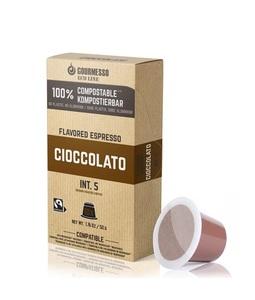 Gourmesso Ecoline Chocolate Flavor 10capsules