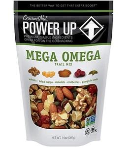 Power Up Mega Omega Trail Mix 113g