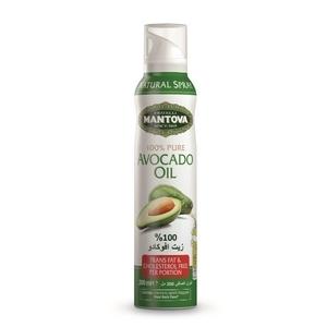 Mantova Avocado Oil Spray 200ml