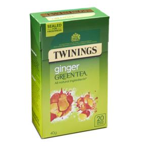 London Tea Green Wit Ginger 20s