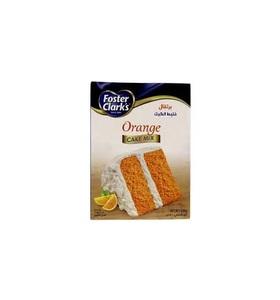 Foster Clark Orange Cake Mix 500g