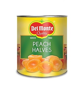 Delmonte Peach Halves 825g