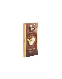 D'Lite Sugr Free Dark Chocolate Quiona & Almond 80g