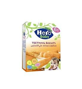Herobaby Banana Teething Biscuits 180g