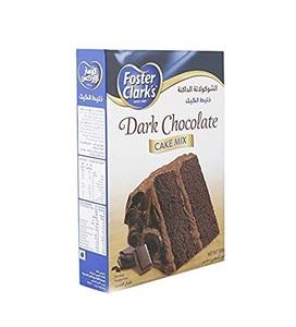 Foster Clark Dark Chocolate Cake Mix 500g