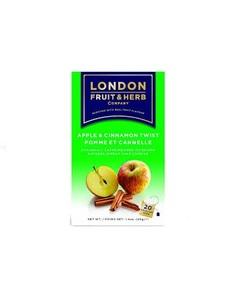 London Tea Green With Cinnamon 20s