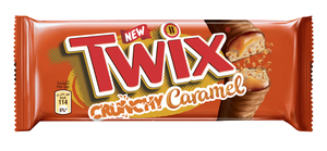 Twix Twin Caramel Crunch Chocolate 46g