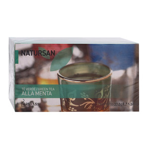Mint Green Tea 50g