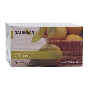 Organic Lemon Green Tea 50g