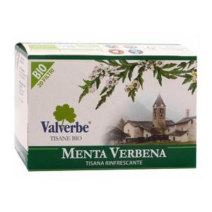 Organic Mint & Vervain Tea 20g