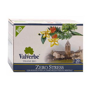 Organic Zero Stress Green Tea 20g
