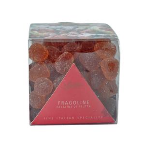 Strawberry Jellies Cube 190g