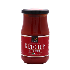Ketchup Rosso Dulce 370g