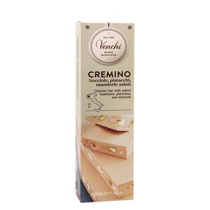 Cremino Bar With Salted Hazelnuts Pistachio & Almond 200g