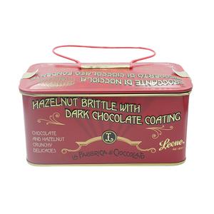Chocolate Coated Hazelnut Brittle Gluten Free 150g