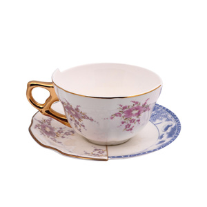 Tea Cup With Saucer Zenobia 1pc