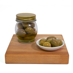 Stuffed Olives Anchovy 200g