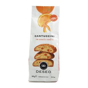 Deseo Cantucini With Orange 180g