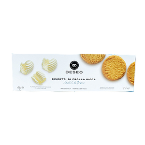 Deseo Biscuits With Butter 160g