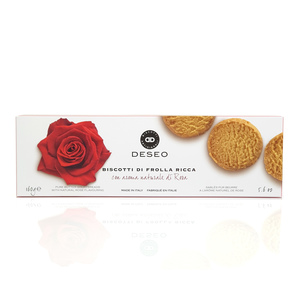 Deseo Biscuits With Rose Floavor 160g