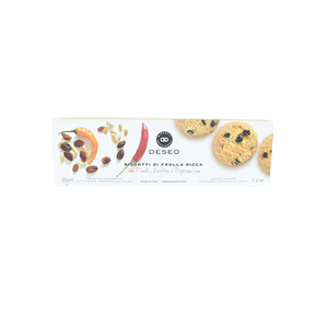 Deseo Biscuits With Pinenuts Raisins & Chilli Pepper 160g