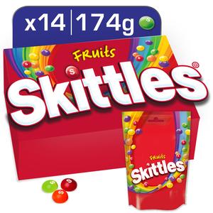 Skittles Fruits Multipack 14x174g