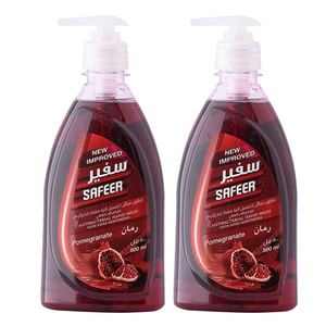 Safeer Pomegranate Hand Wash 2x500ml