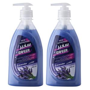 Safeer Lavender Hand Wash 2x500ml
