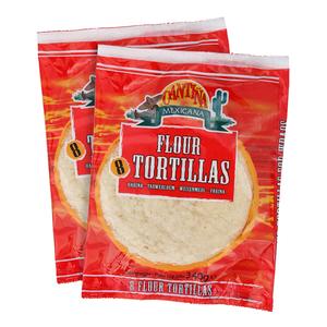 Cantina Mexicana 8 Flour Tortilla 2x340g