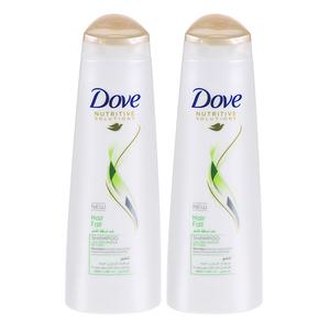 Dove Shampoo Hair Fall 2x400ml