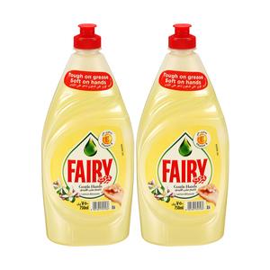 Fairy Liquid Lemon Blossom 2x750ml