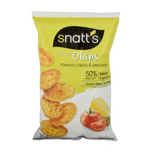Snatt's Popped Chips 75g